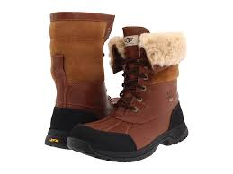womens ugg boots waterproof ugg butte bomber at zappos com