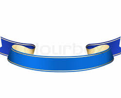 white blue ribbon blue ribbon isolated on a white background stock photo colourbox