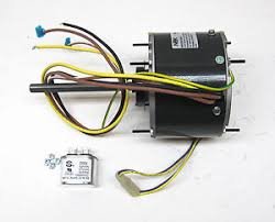 ac fan motor gets ac air conditioner condenser fan motor 1 5 hp 1075 rpm 230 volts for