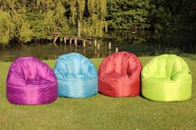 indoor outdoor bean bag chairs bright colours u2013 uk linens direct