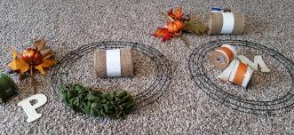 knitting up a storm burlap wreath 3