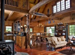 Pictures Of Log Home Interiors Log Homes And Log Cabin Gallery From Hochstetler Log Homes
