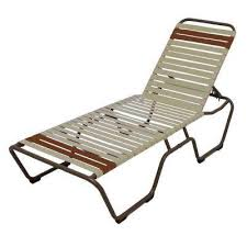 White Aluminum Patio Furniture by White Stackable Aluminum Outdoor Chaise Lounges Patio