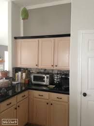 Painting Interior Of Kitchen Cabinets Mauve Schmauve Reducing The Pink Of Pickled Oak Cabinets Table