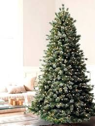 lightly flocked christmas tree lightly flocked christmas tree frosted sugar pine artificial trees