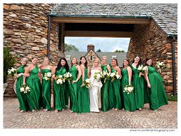 alfred sung bridesmaid dresses and gray a graylyn estate wedding mccardell photography