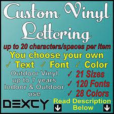 vinyl window lettering ebay
