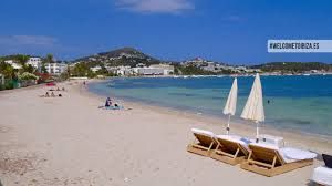 beach of talamanca ibiza city beaches and coves of ibiza