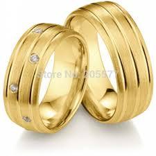 wedding ring models 2014 new design model gold plating 8mm big titanium cz