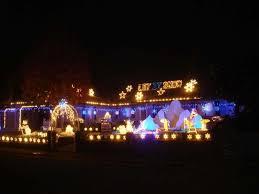 christmas light tour sacramento dovewood court orangevale ca entire neighborhood goes crazy for