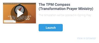 the tpm compass transformation prayer