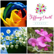 Flowers Of The Month Tcelebrations A Flower By Any Name U2026 U2013 Tiffany Chalk Events