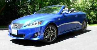 lexus convertible 2008 road test review 2014 lexus is250c f sport is top down