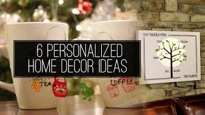 Lone Star Home Decor by 6 Personalized Home Decor Ideas Youtube