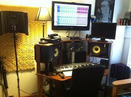 Small Studios Impressive 60 Simple Bedroom Recording Studio Design Ideas Of