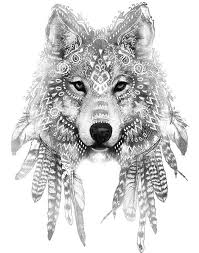 tattoo design wolf danielhuscroft com