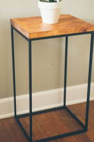 ikea high top table turn the antonius laundry her frame 9 99 into a nightstand
