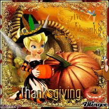thanksgiving tinker bell gif gifs thanksgiving