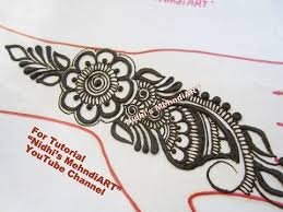 diy arabic mehndi designs for practice for beginners henna tattoo