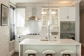 Kitchen Wall Sconce Wall Sconce Ideas Monochromatic White Cabinets Kitchen Wall