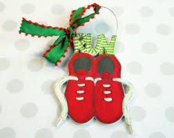 runner ornament etsy