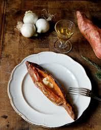 cuisiner patates douces patates douces au romarin pour 4 personnes recettes à table