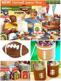 football party favors football birthday party ideas football party decoration ideas