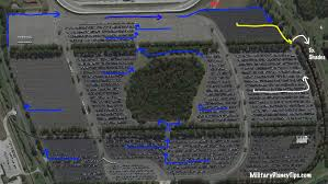 Disney World Map Magic Kingdom by Parking At Disney World U0027s Magic Kingdom For Shades Of Green Guests