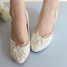wedding shoes and accessories wedding shoes ideas ivory low heel bridal shoes combined with
