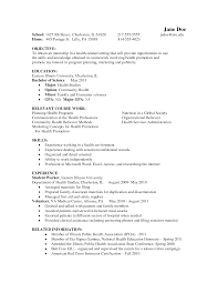 Sample Resume Internship by Sample Psychologist 1 Cover Letter Job Bank Usa