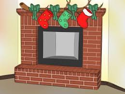 3 ways to hang stockings on brick wikihow
