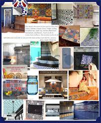 Kitchen Decals For Backsplash Uriarte Talavera Tile Wall Decal For Kitchen Bathroom Backsplash