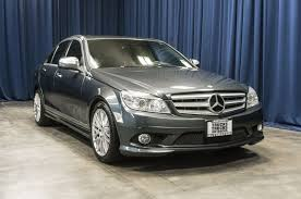 2009 mercedes benz c300 4matic awd northwest motorsport