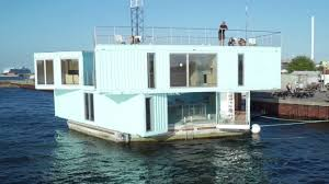 Floating Houses Video Floating Houses A Promising Solution To Urban Congestion