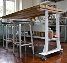 Narrow Kitchen Islands With Seating - narrow kitchen island table 28 images custom island in narrow