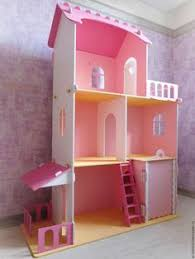Modistamodesta Another Large Barbie House by These Dollhouses Are Amazing 400 With Tons Of Add On