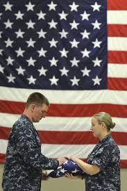 Fold Flag Military Style How To Properly Handle The American Flag Charlotte Observer