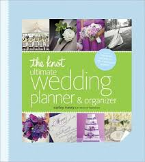 wedding planner organizer book the knot ultimate wedding planner organizer binder edition