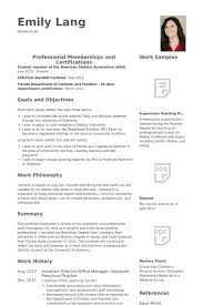 Creative Teacher Resume Templates Preschool Teacher Resume Samples Visualcv Resume Samples Database
