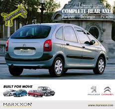 brand new marxxon peugeot ranch partner citroen berlingo xsara