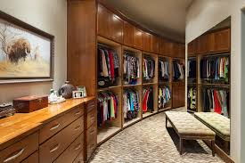 hill country custom home traditional closet austin by dawn