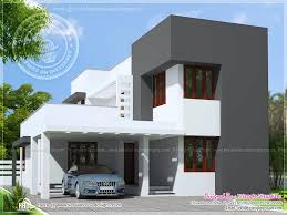 modern five roomed house latest roofing style pictures in house