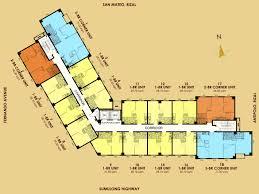 Residences Evelyn Floor Plan Floor Plan Tropicana Garden City