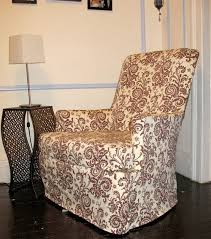 Slipcovered Arm Chair How To Slipcover A Chair Or An Armchair 12 Crafts Shelterness