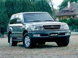 lexus v8 lx470 lexus lx470 review 100 series 1998 07