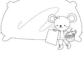 imagenes de ratones faciles para dibujar pérez dibujo para colorear e imprimir