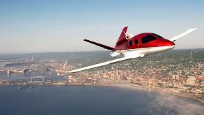 Cirrus Sf50 Interior Cirrus Aircraft U0027s Vision Sf50 Personal Jet Completes Flight