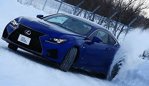 bentley snow lexus is offering a snow driving experience in japan luxurylaunches