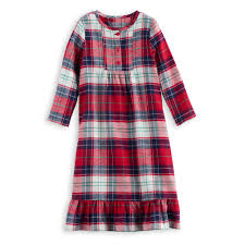 jammies for your families plaid flannel nightgown u0026 gown