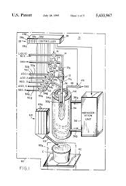 patent us5433967 method for producing and dispensing aerated or